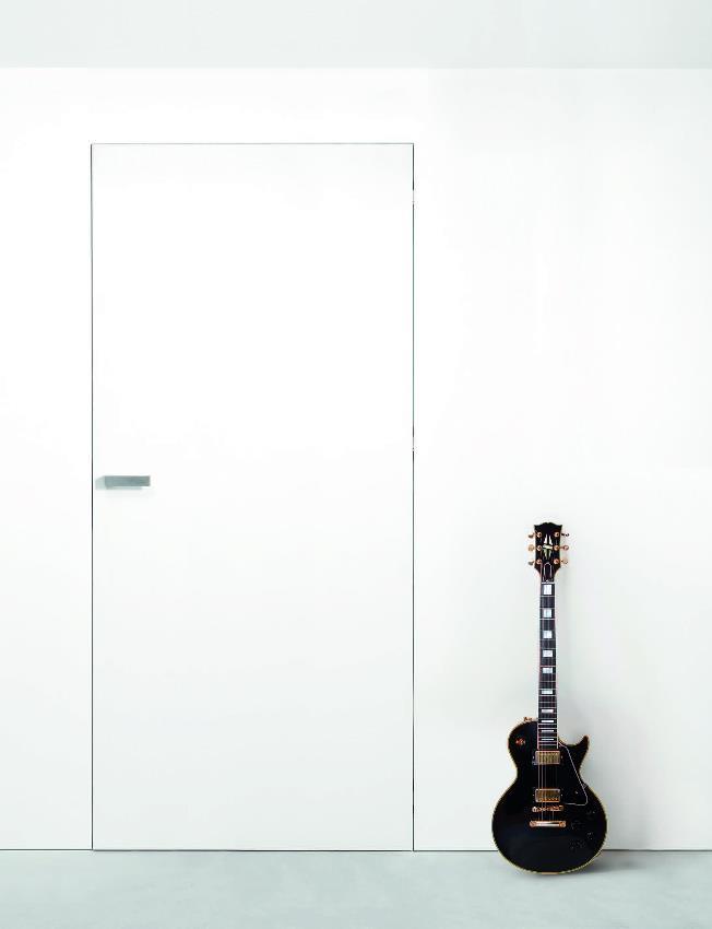 Akustischer Tür