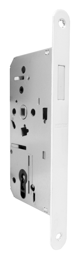 magnetic lock white
