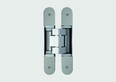 Onzichtbare scharnier zware deuren